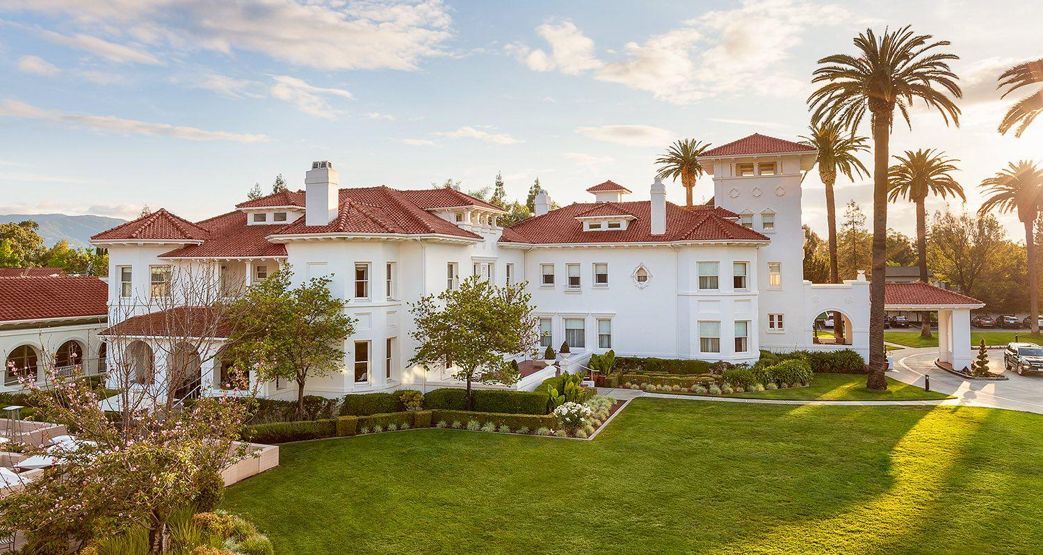 Hayes Mansion San Jose, Curio Collection by Hilton