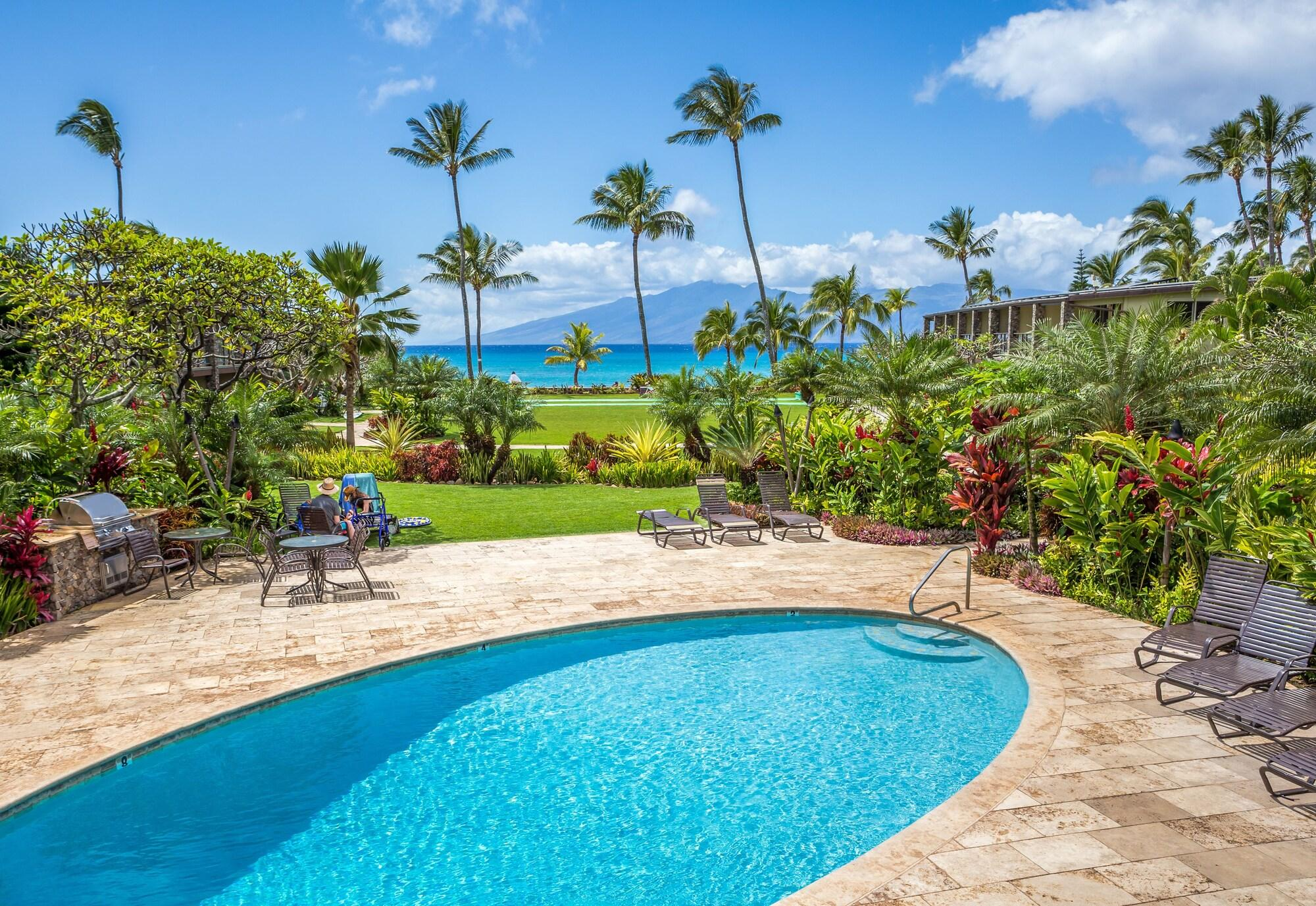 The Mauian - Boutique Beach Studios On Napili Bay